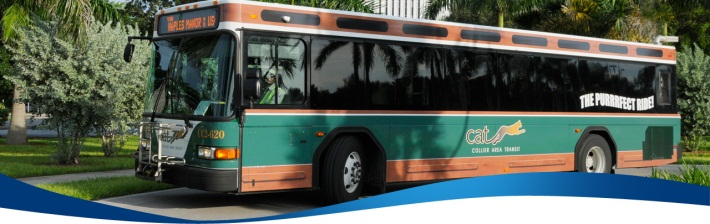 Collier Area Transit (CAT) Bus