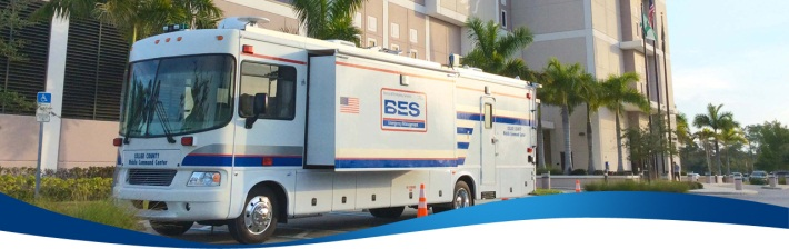 Emergency Management RV for Emergencies