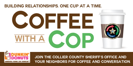 Coffee with a Cop DD logo