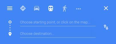 Google Trip Planner