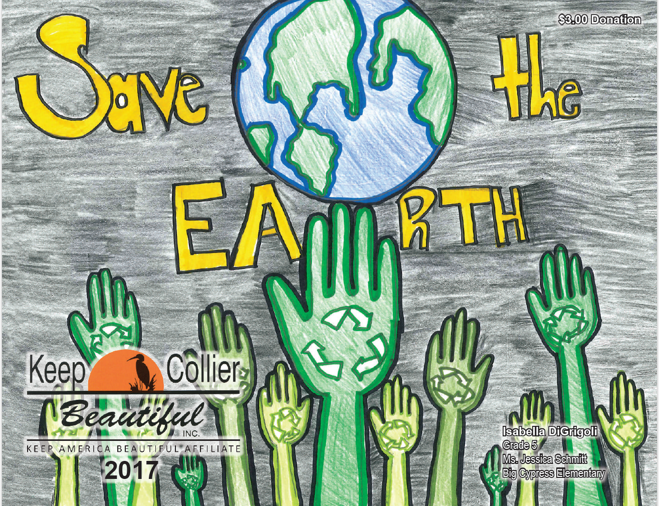 Collier County FL County School Recycling Challenge