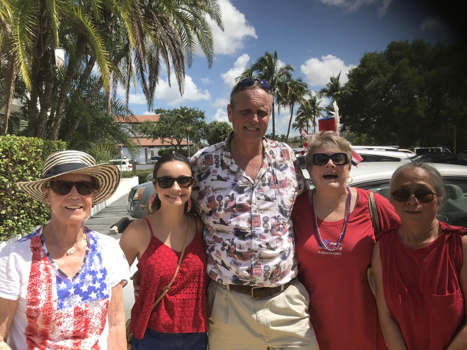 Naples 4th of July Parade 2017