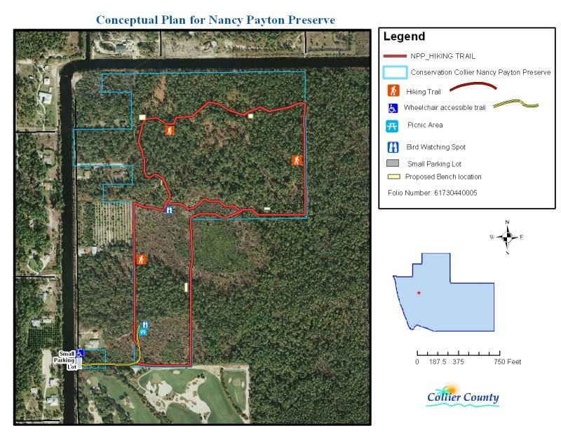 Nancy Payton Preserve Collier County Fl