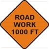 Road Work 1000 ft