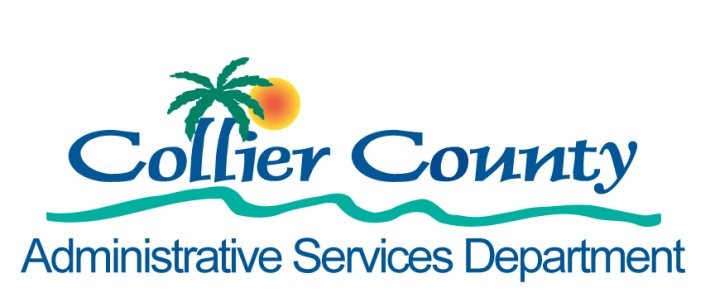 administrative services department collier county fl