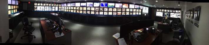 Operations Center Panoramic