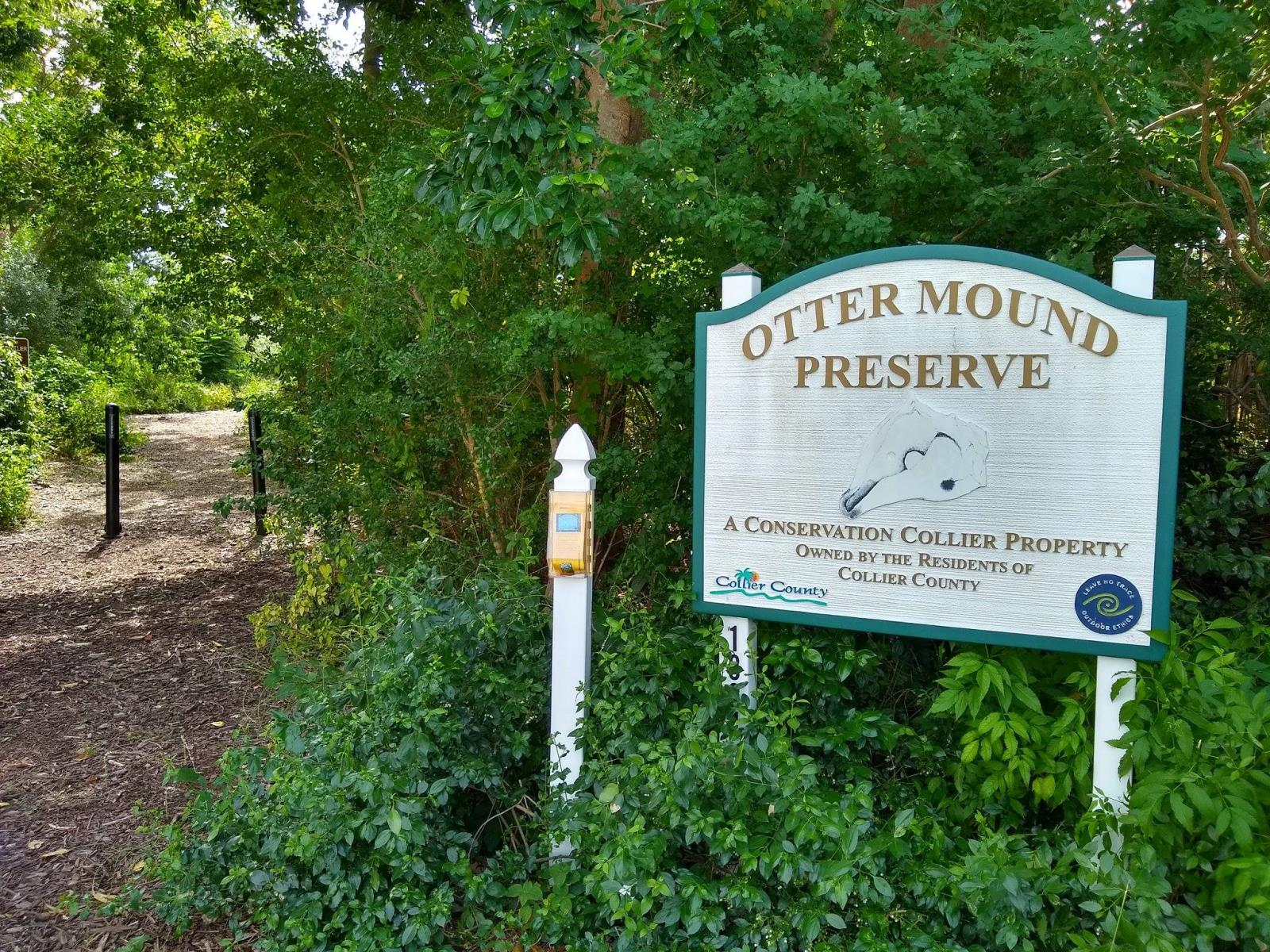 Otter Mound Preserve   Collier County, FL