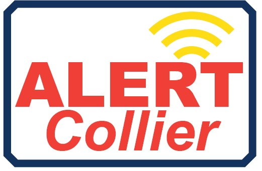 Click to register with Alert Collier's General Public Portal