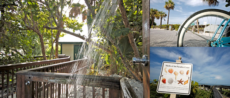North Gulf Shore Beach Access | Collier County, FL