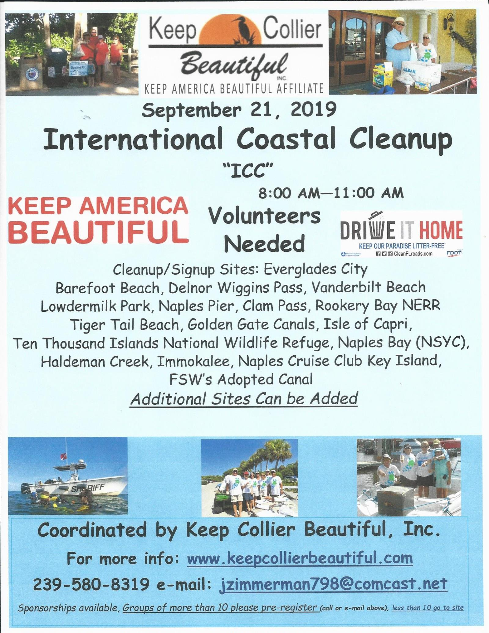 Solid Waste Division Events   Collier County, FL