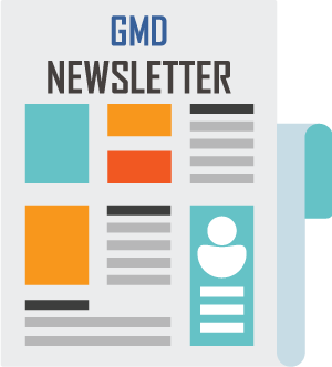 GMD newsletter icon