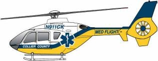 MedFlight Mouse Pointer