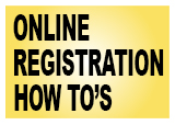 Online Registration How To's