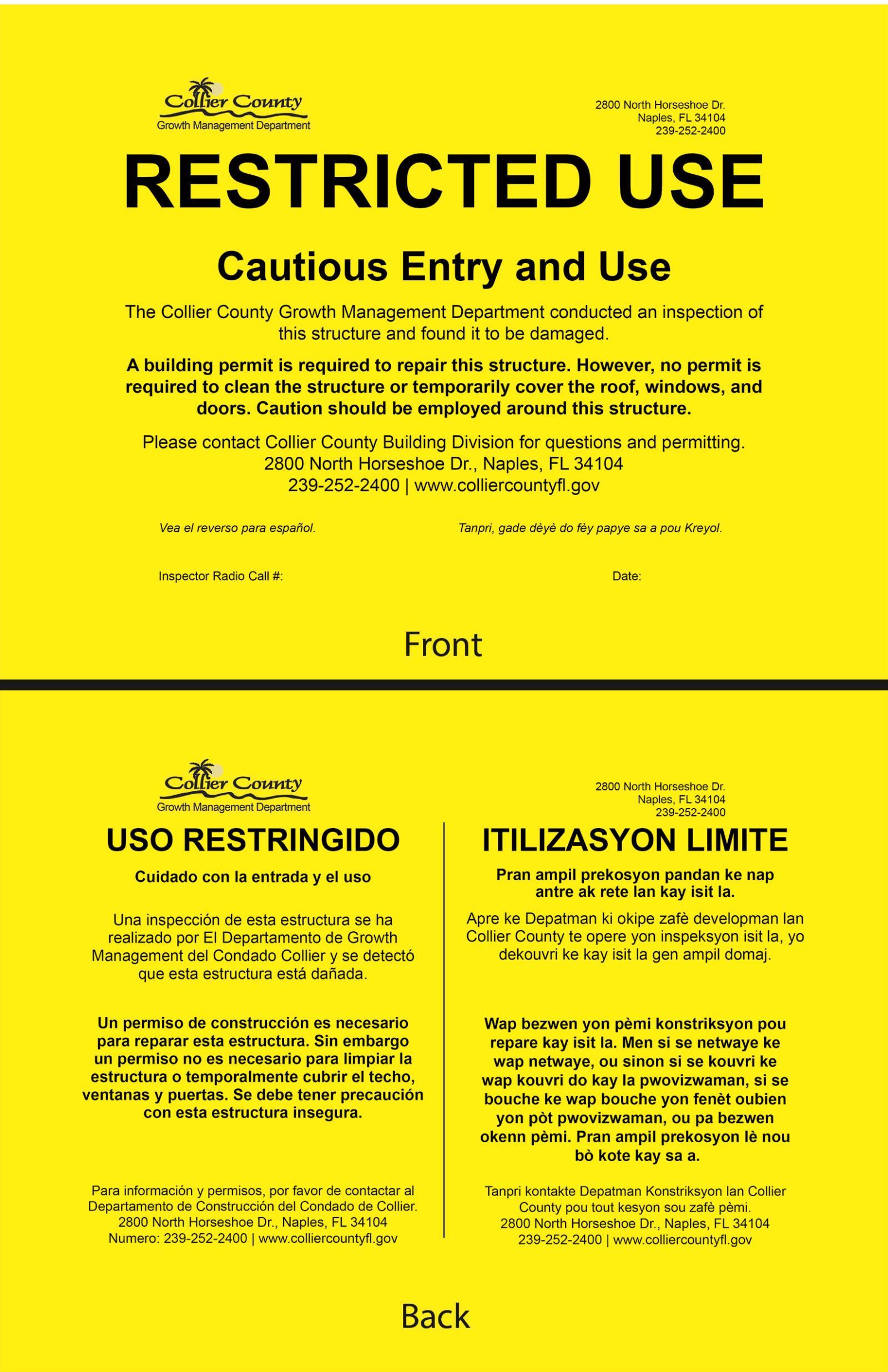 Website Image - Restricted