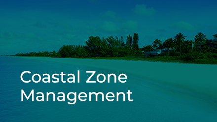 Coastal Zone Management Section button
