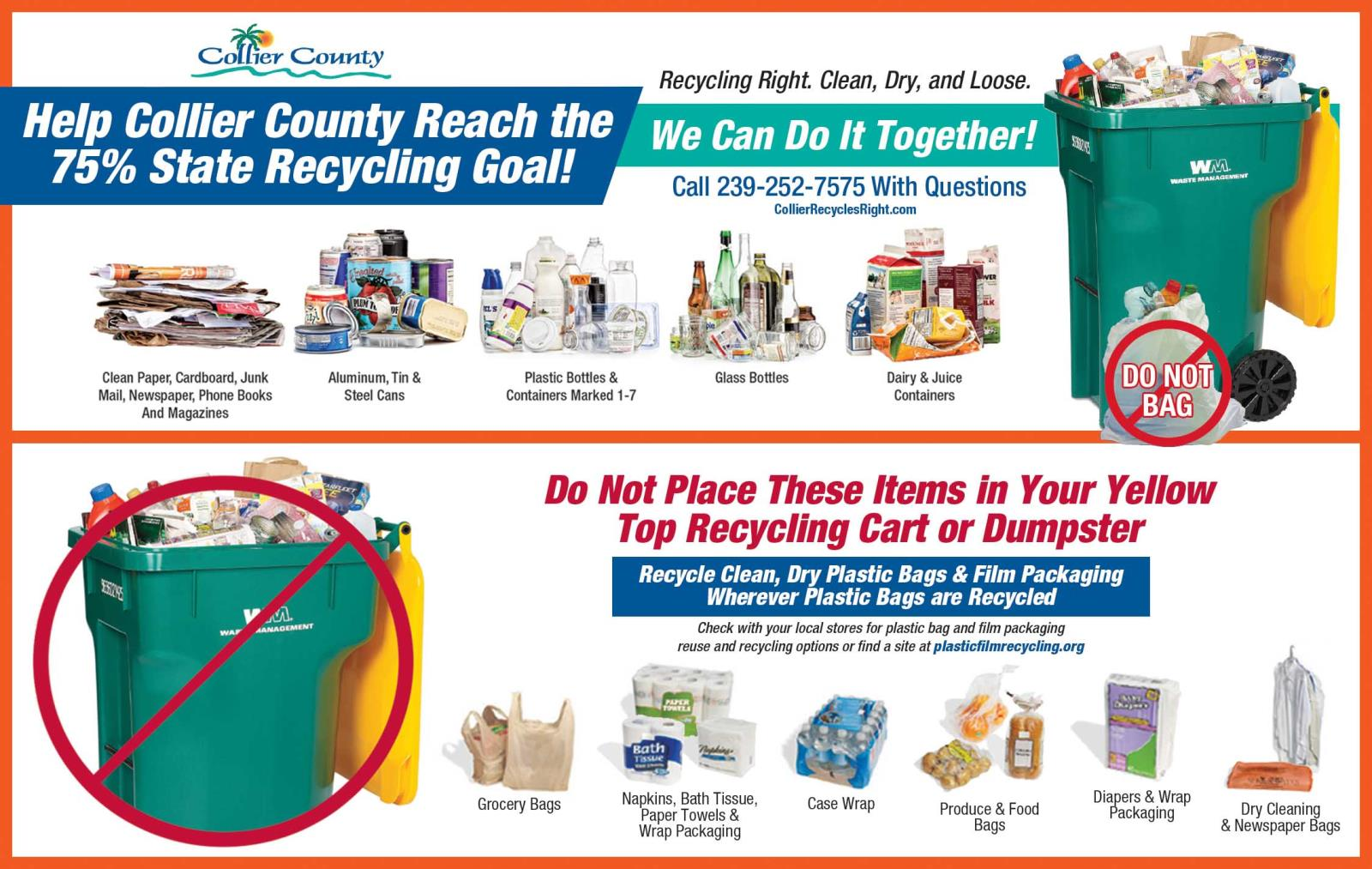 Recycling graphic 1
